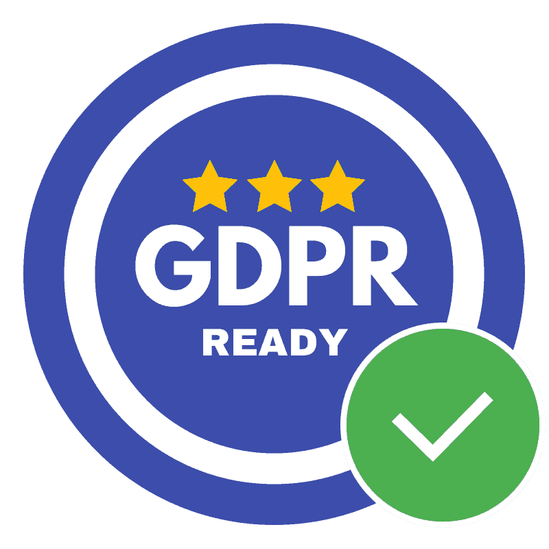 General Data Protection Regulation (GDPR) Ready